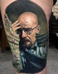 realismo tattoo breaking bad